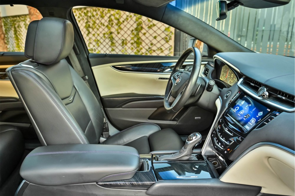 buy pre-owned Cadillac XTS V-Sport 3.6L V6 with warranty