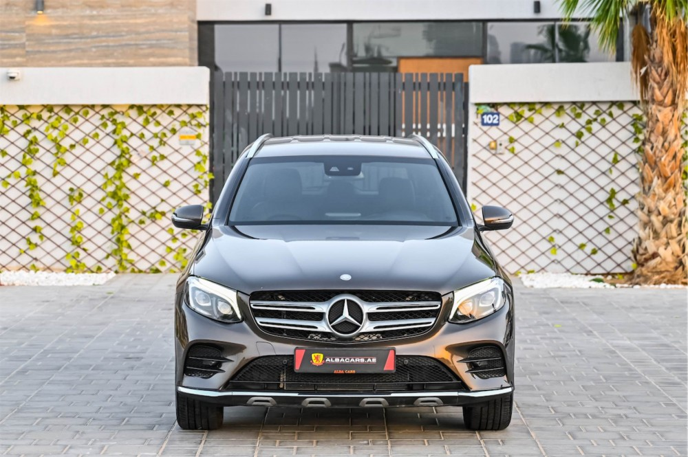 buy second hand Mercedes-Benz GLC250 without downpayment