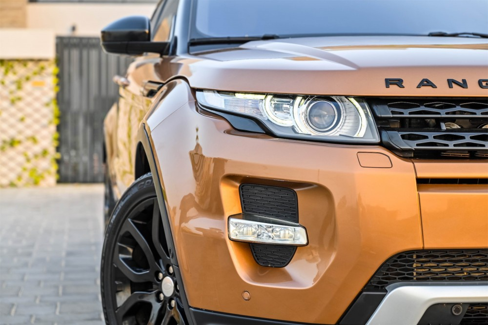 buy approved Range Rover Evoque Dynamic without downpayment