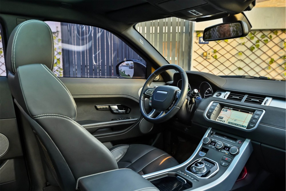 buy approved Range Rover Evoque Dynamic with warranty