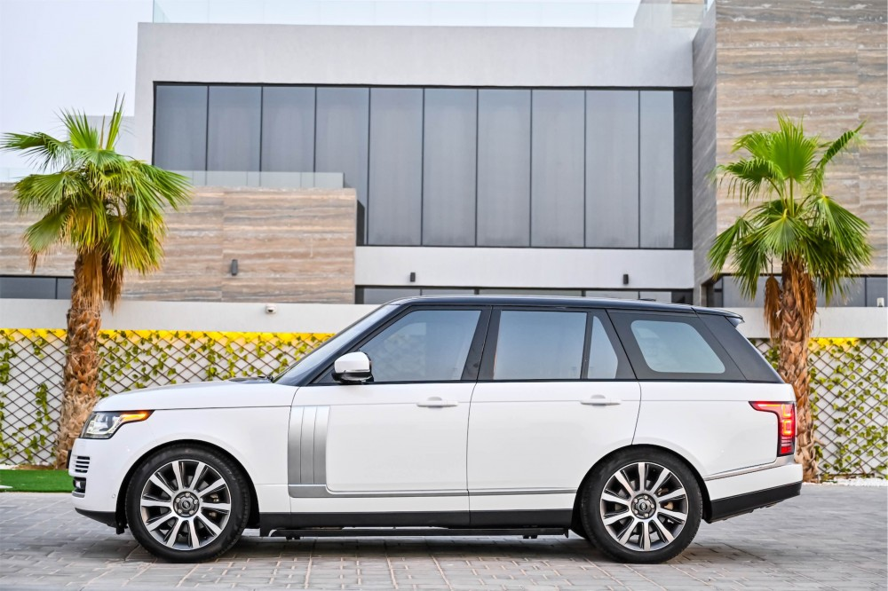 buy certified Range Rover HSE without downpayment