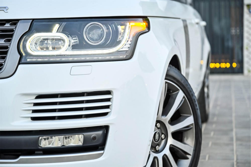 buy pre-owned Range Rover HSE without downpayment