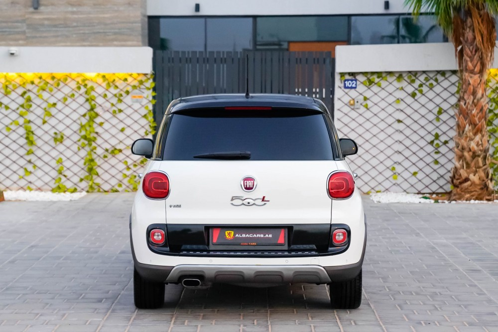 buy second hand Fiat 500L without downpayment