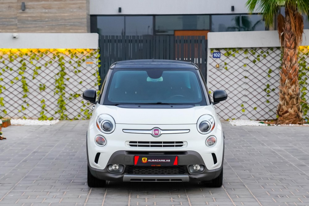 buy second hand Fiat 500L with warranty
