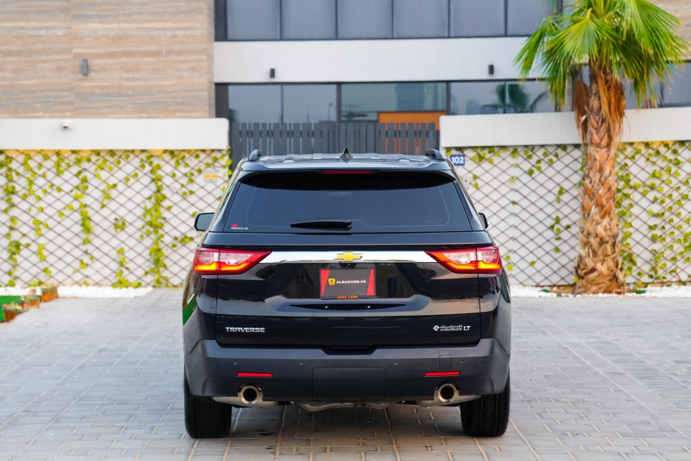 buy approved Chevrolet Traverse 3LT with warranty