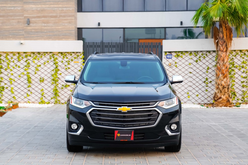buy slightly used Chevrolet Traverse 3LT without downpayment