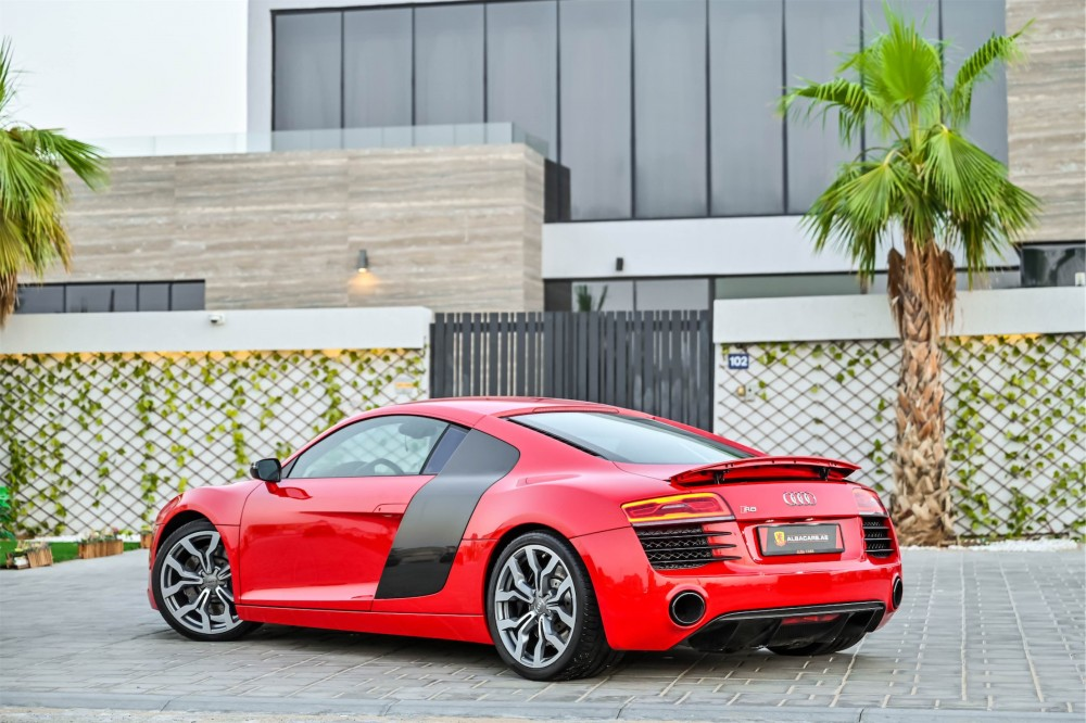 buy pre-owned Audi R8 4.2L V8 without downpayment