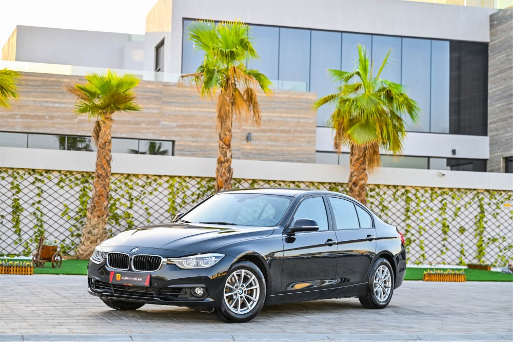buy approved BMW 318i without downpayment