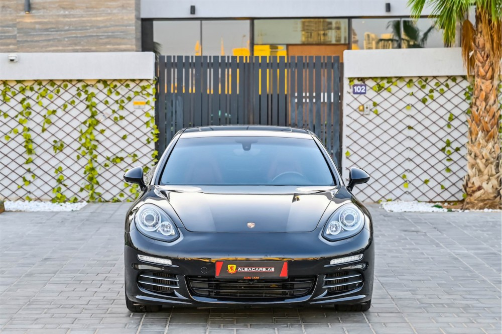buy used Porsche Panamera 4S without downpayment