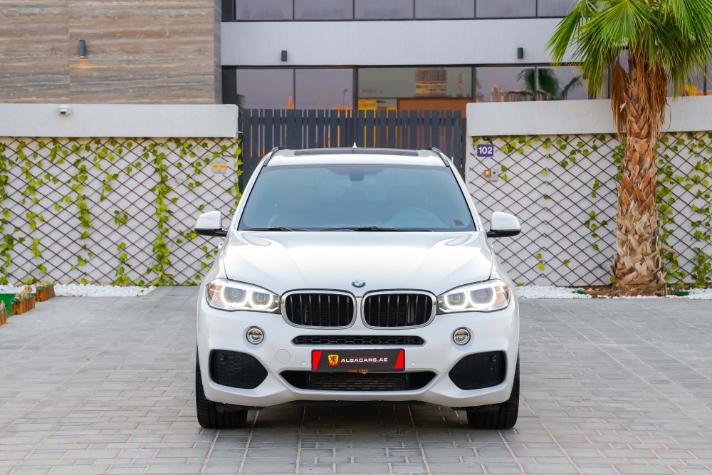 buy second hand BMW X5 M-Sport without downpayment