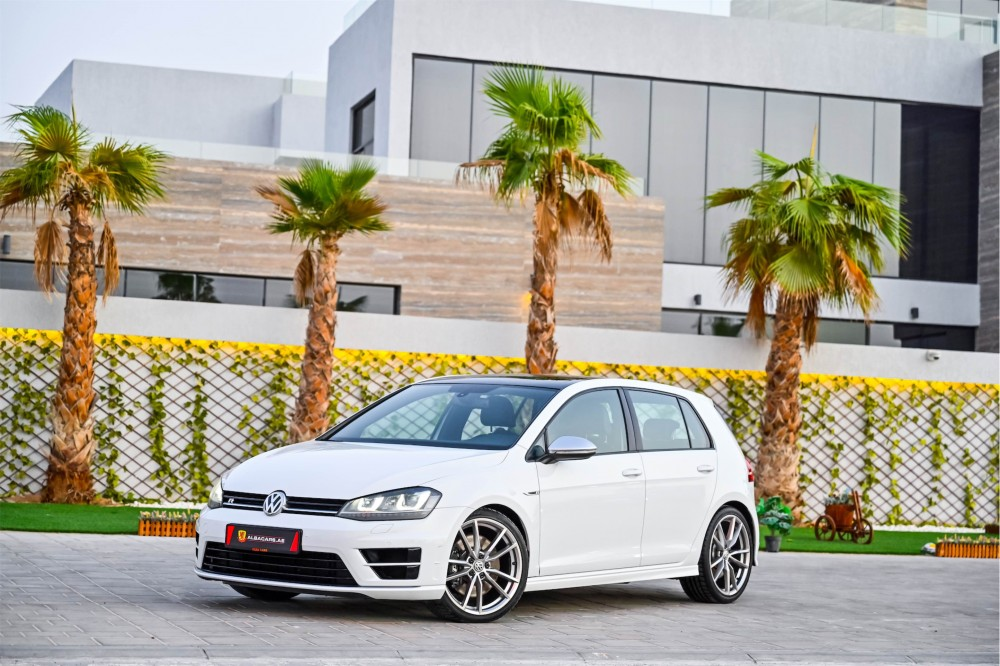buy certified Volkswagen Golf R without downpayment
