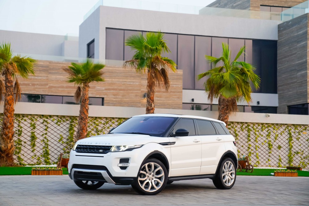 buy pre-owned Range Rover Evoque Dynamic with warranty