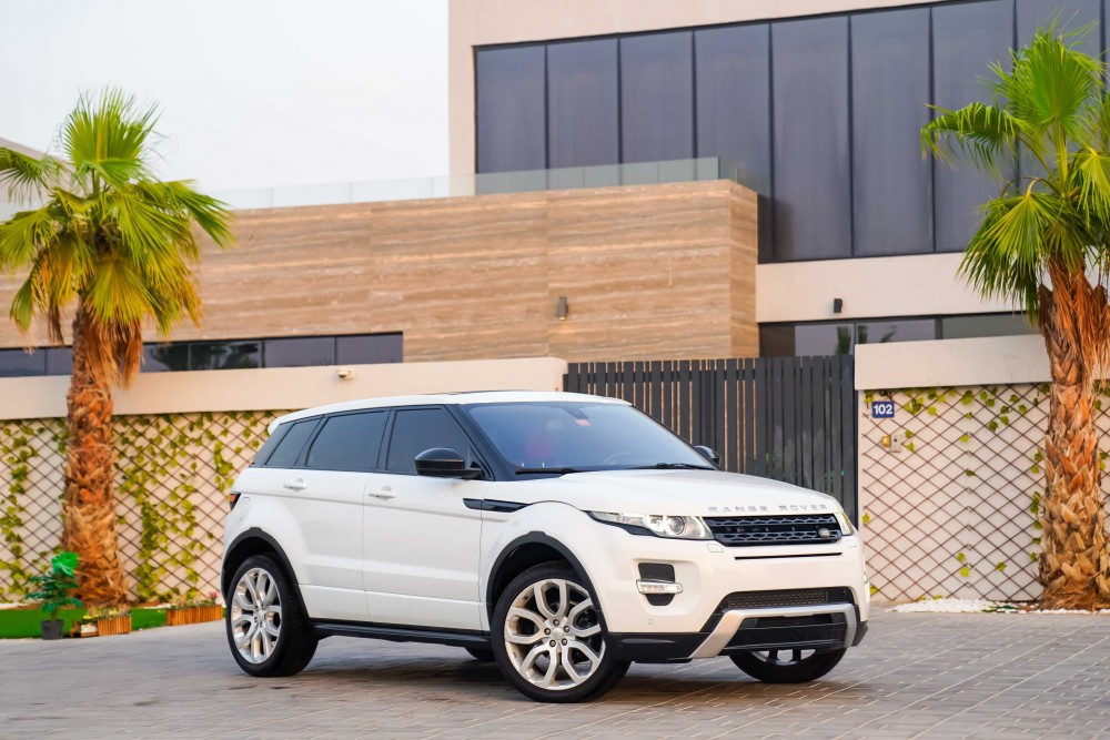 buy second hand Range Rover Evoque Dynamic without downpayment