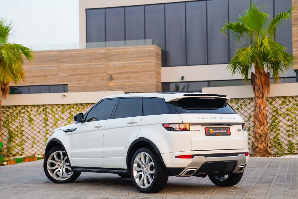 buy used Range Rover Evoque Dynamic without downpayment