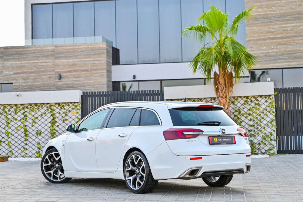 buy approved Opel Insignia OPC with warranty