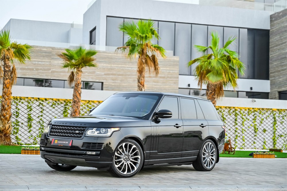 buy approved Range Rover Vogue Autobiography in Dubai