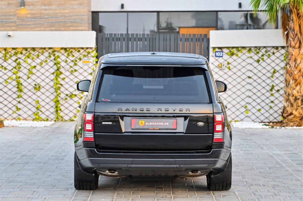 buy second hand Range Rover Vogue Autobiography without downpayment