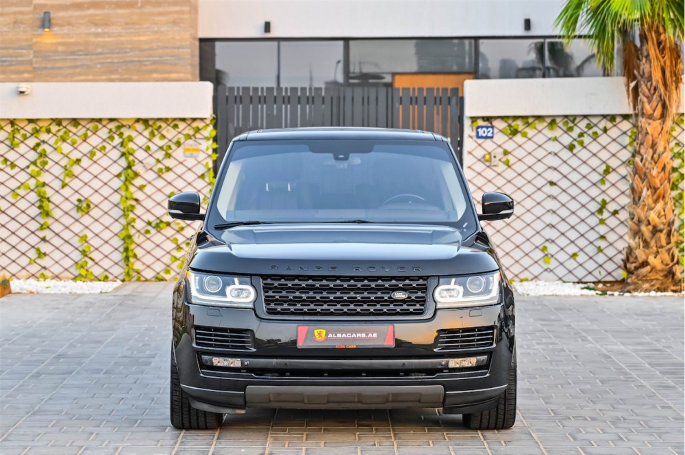 buy approved Range Rover Vogue Autobiography with warranty