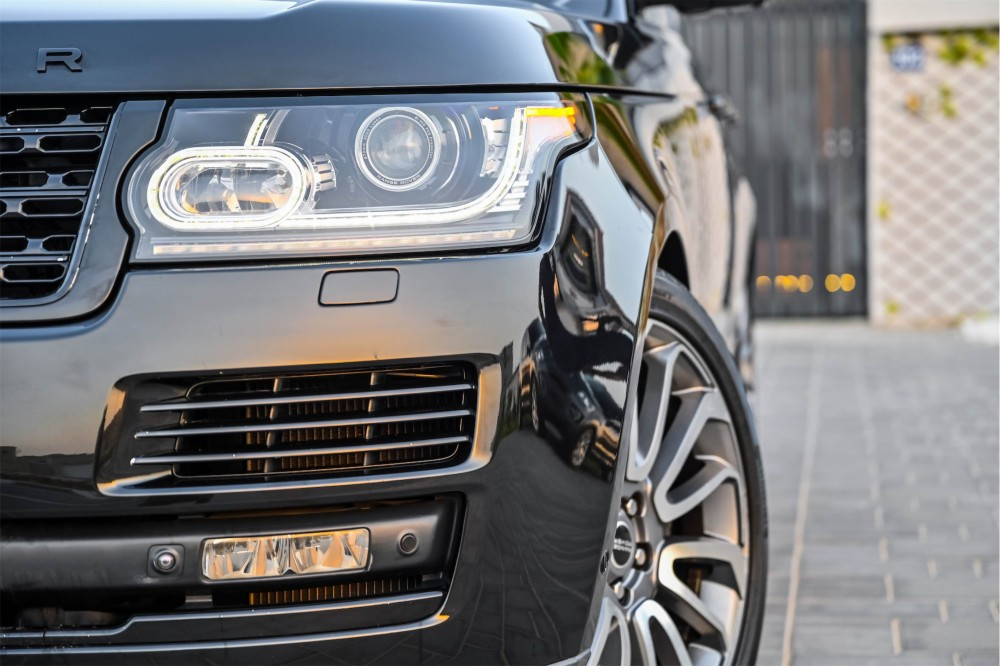 buy used Range Rover Vogue Autobiography in UAE