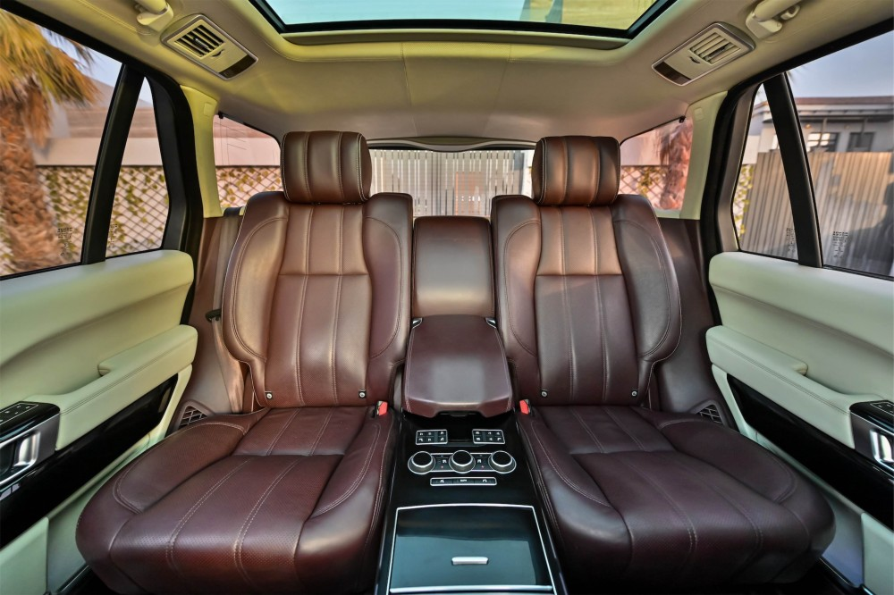 buy used Range Rover Vogue Autobiography without downpayment