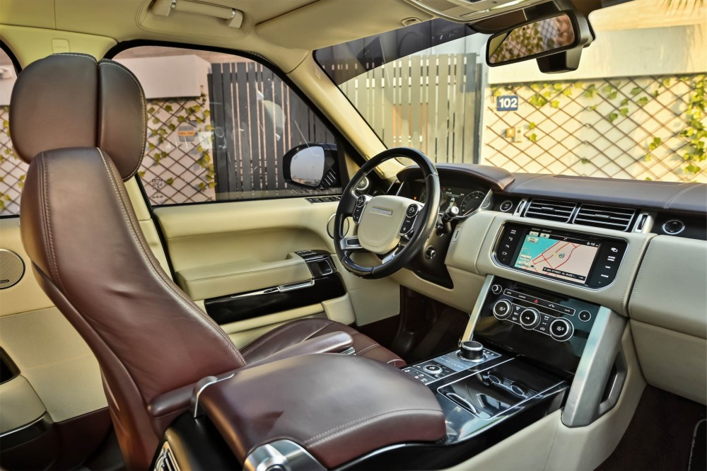 buy approved Range Rover Vogue Autobiography in UAE
