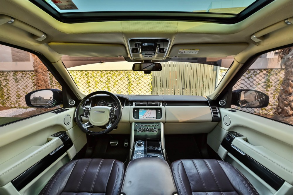 buy pre-owned Range Rover Vogue Autobiography without downpayment