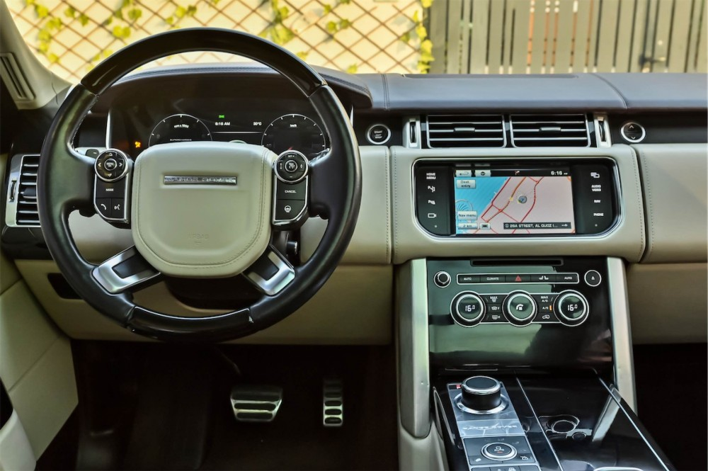 buy pre-owned Range Rover Vogue Autobiography in Dubai