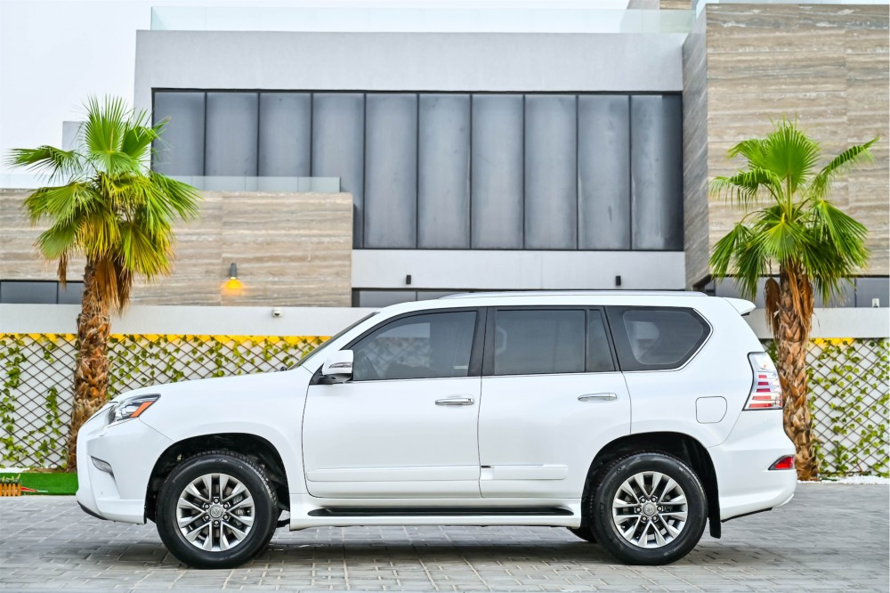 buy slightly used Lexus GX460 Platinum without downpayment