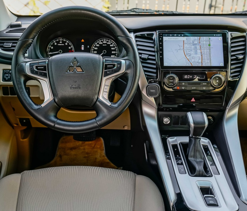 buy second hand Mitsubishi Montero Sport without downpayment