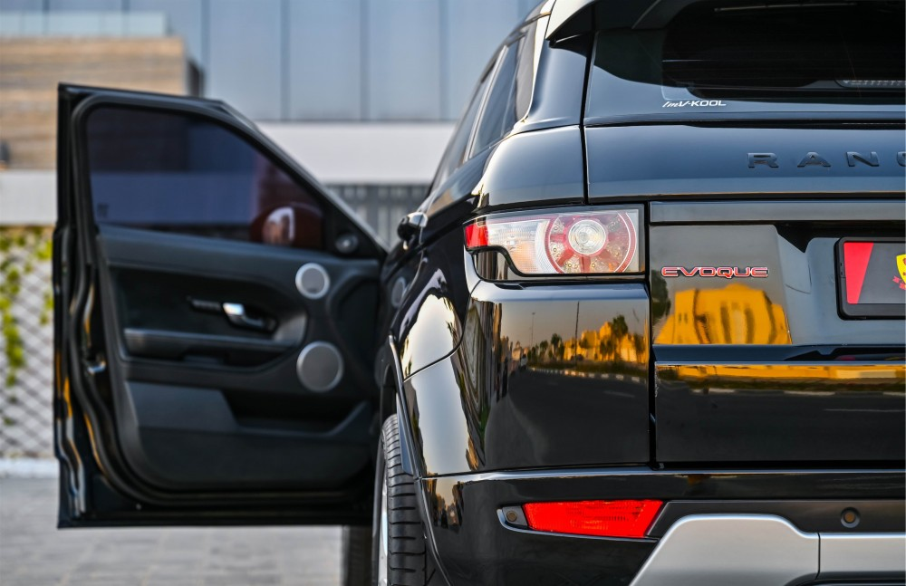 buy approved Range Rover Evoque with warranty