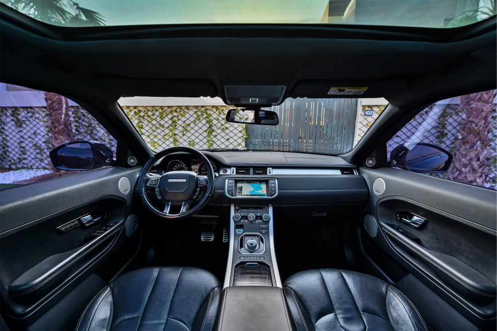 buy approved Range Rover Evoque in UAE