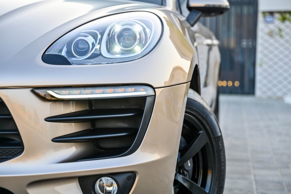 buy used Porsche Macan with warranty