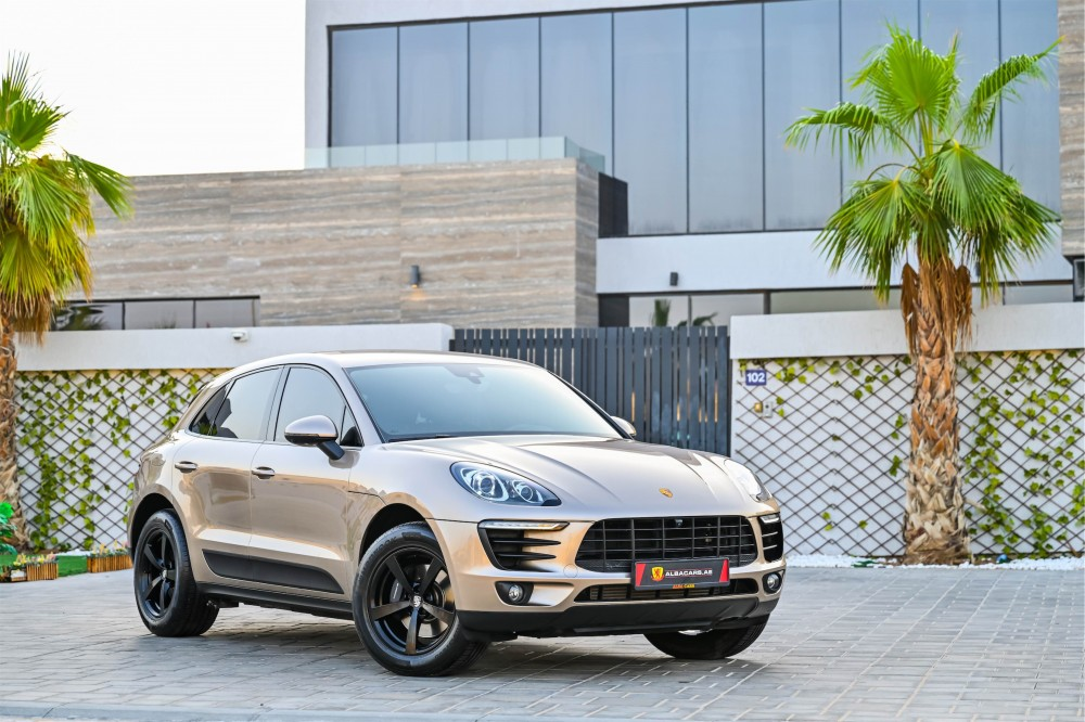 buy used Porsche Macan without downpayment