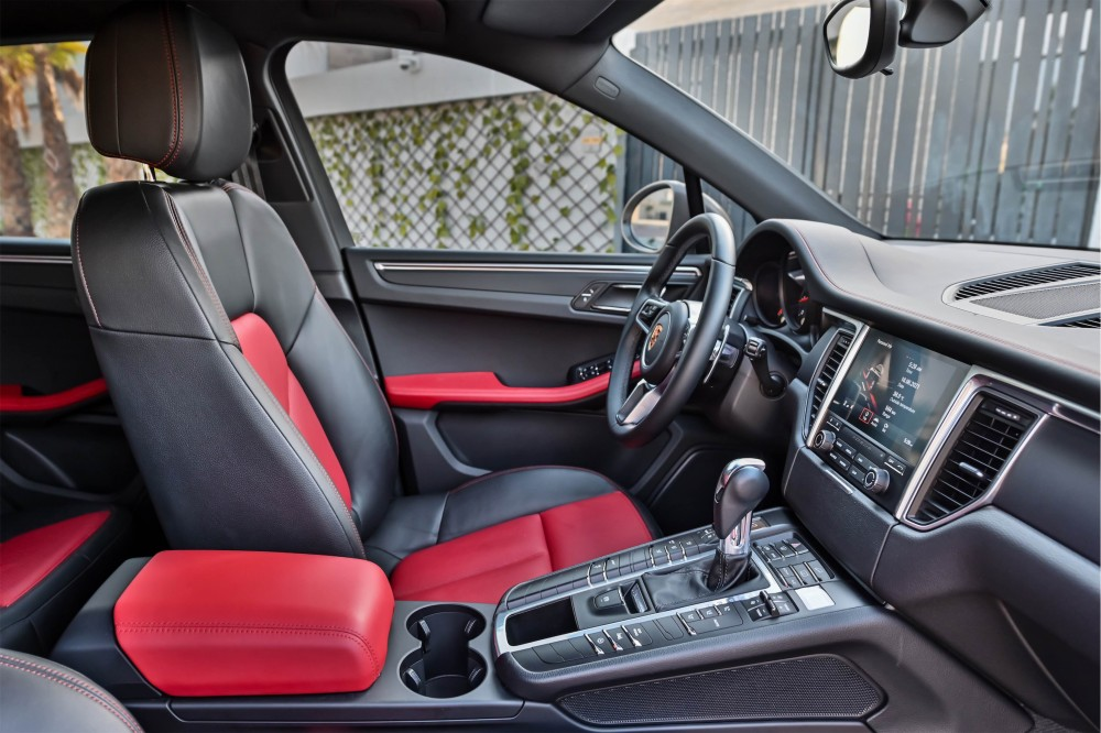 buy certified Porsche Macan without downpayment