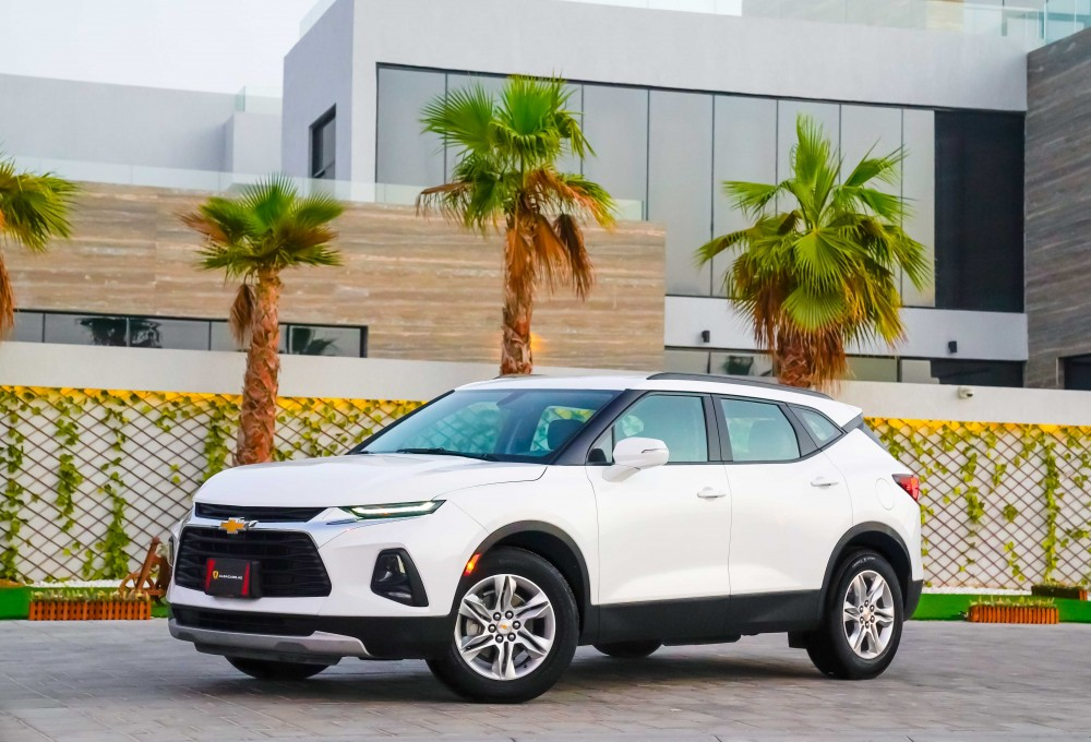 buy certified Chevrolet Blazer LT without downpayment