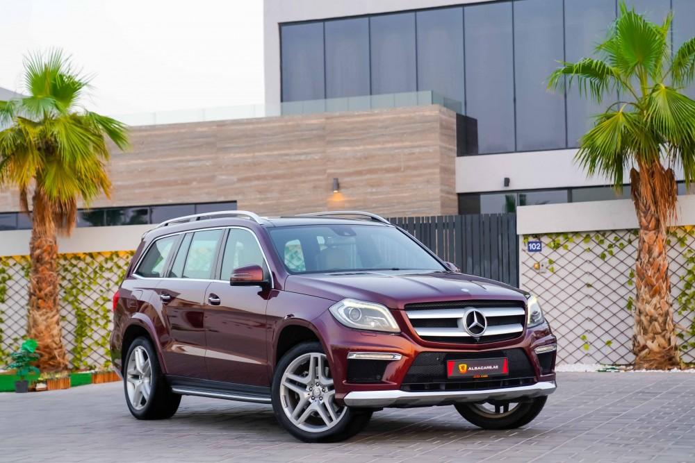 buy approved Mercedes-Benz GL500 in Dubai
