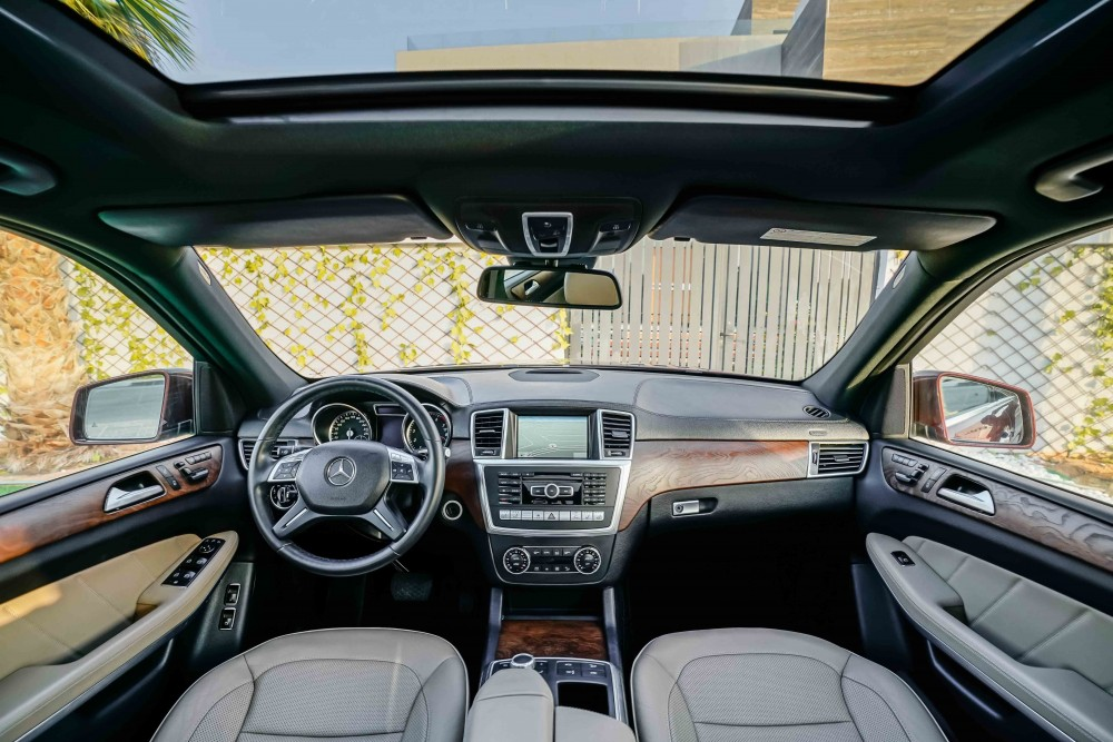 buy approved Mercedes-Benz GL500 without downpayment