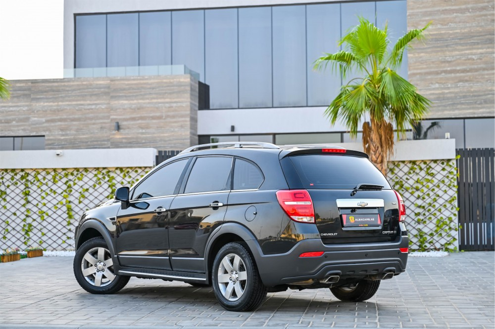 buy pre-owned Chevrolet Captiva LT without downpayment