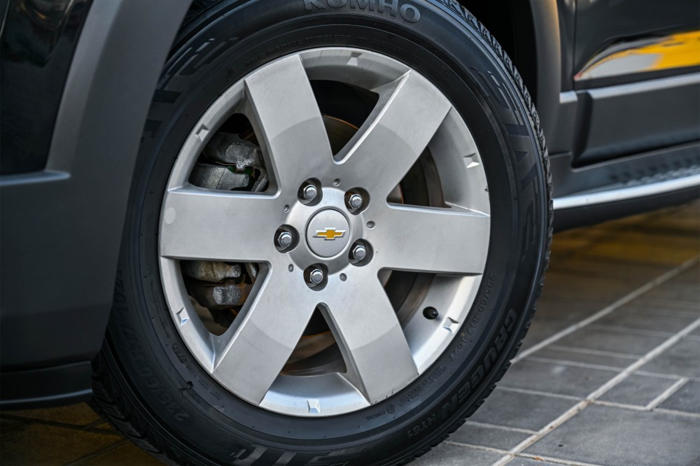 buy approved Chevrolet Captiva LT without downpayment