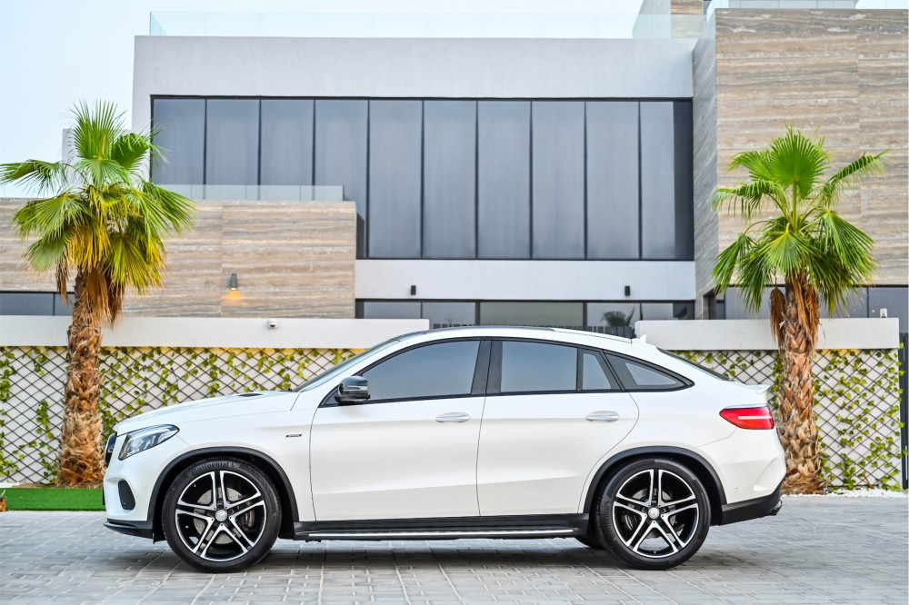 buy pre-owned Mercedes-Benz GLE43 AMG with warranty