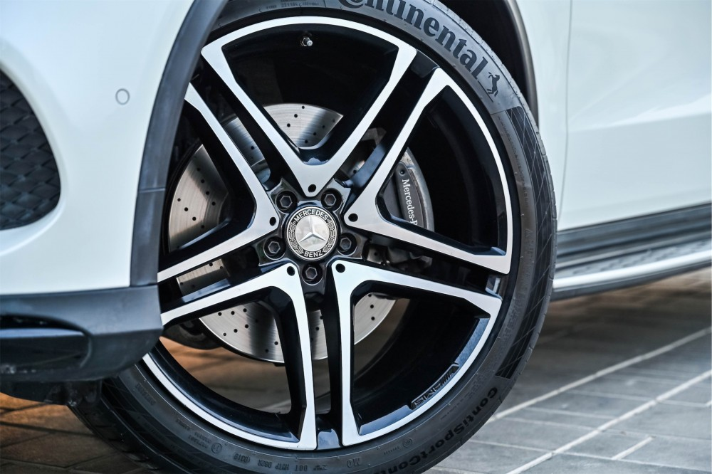 buy used Mercedes-Benz GLE43 AMG without downpayment