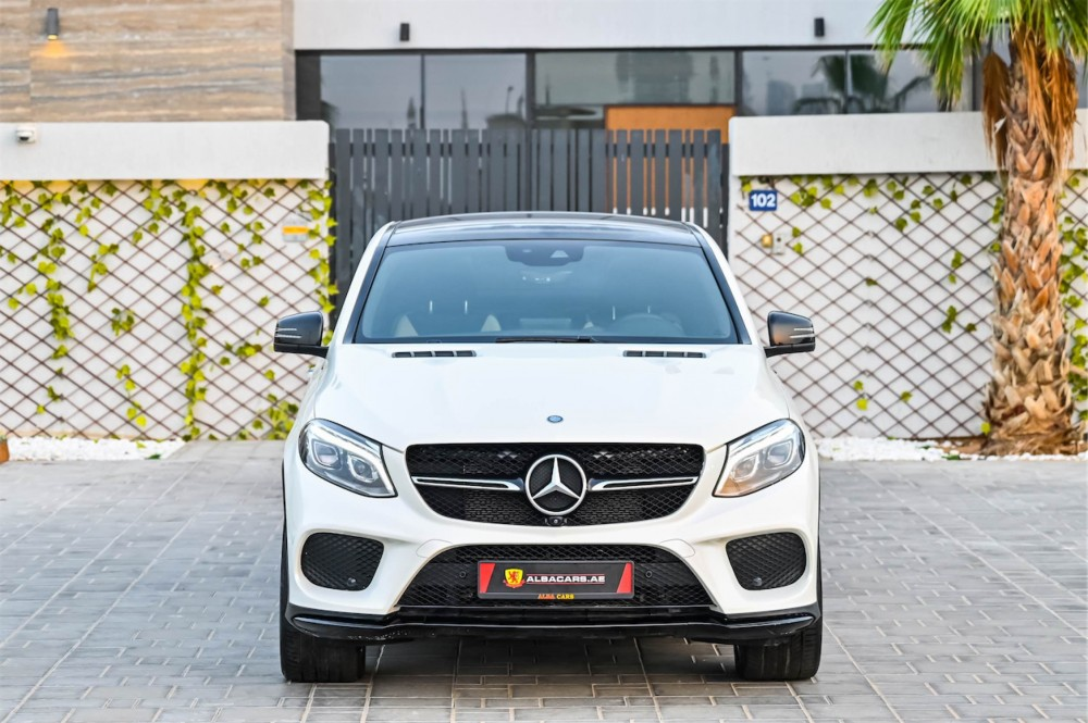 buy pre-owned Mercedes-Benz GLE43 AMG without downpayment