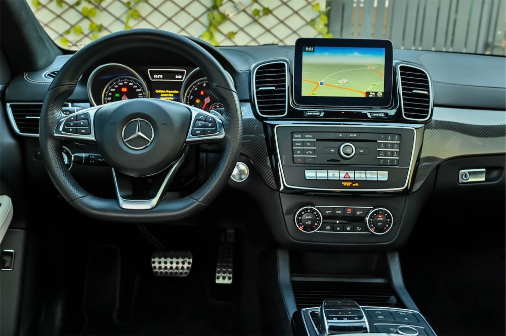 buy certified Mercedes-Benz GLE43 AMG with warranty
