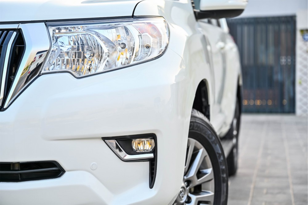 buy used Toyota Land Cruiser Prado GXR without downpayment