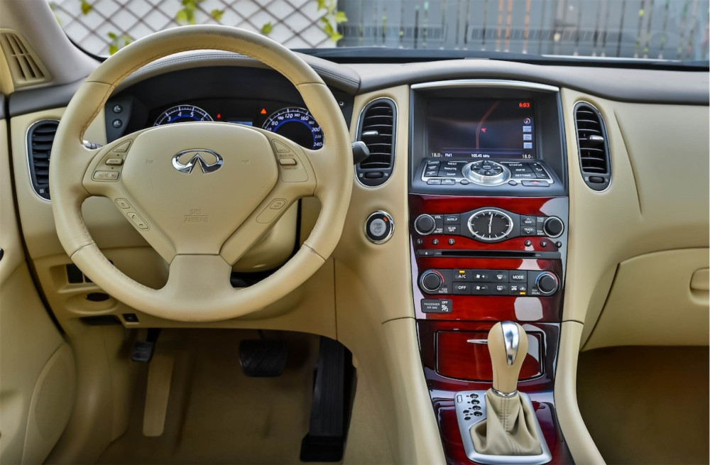 buy approved Infiniti QX50 with warranty