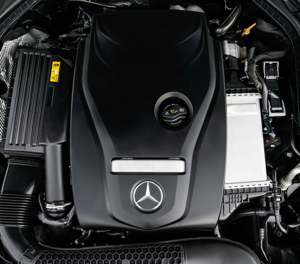 buy used Mercedes C300 AMG Coupe with warranty