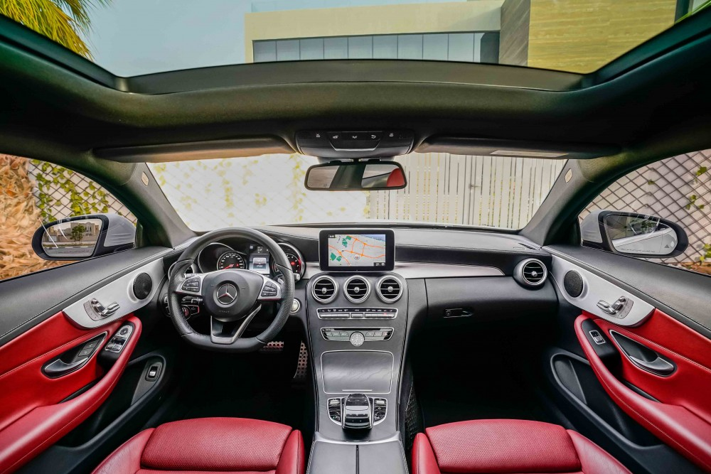 buy certified Mercedes C300 AMG Coupe without downpayment