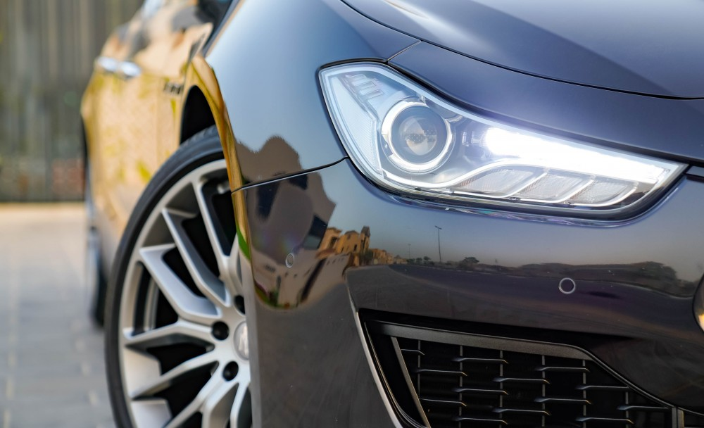 buy approved Maserati Ghibli S without downpayment