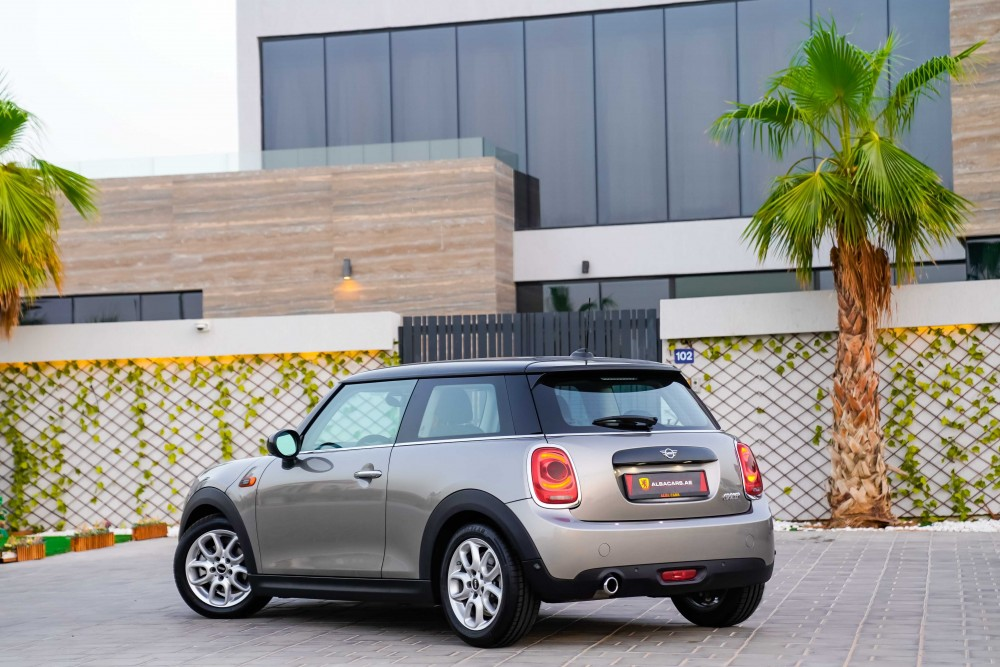 buy certified BRAND NEW Mini Cooper with warranty