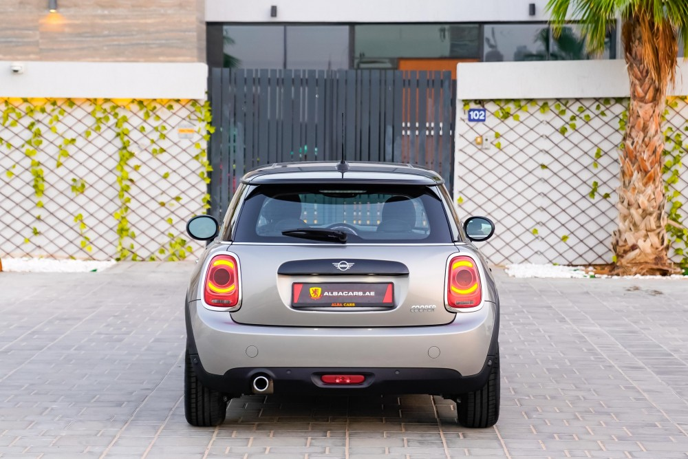 buy used BRAND NEW Mini Cooper without downpayment